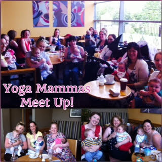 Our Coffee Mornings provide an opportunity to chat with other new mums